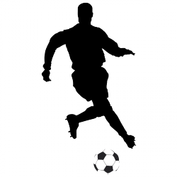 Sticker Footballeur 1