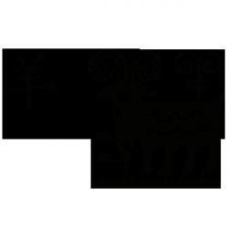Sticker Signe astro chèvre