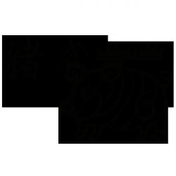 Sticker Signe astro cochon