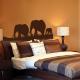 Sticker Famille Elephant