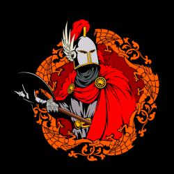 Sticker Gladiateur