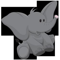 Sticker Bébé éléphant 2
