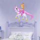 La Princesse à cheval