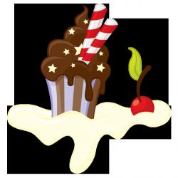 Sticker Cupcake