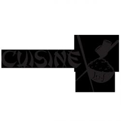 Sticker Cuisine asiatique