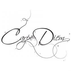 Sticker Carpe Diem