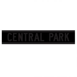 Sticker Panneau Central Park