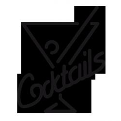 Sticker Cocktails