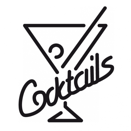 Sticker Cocktails