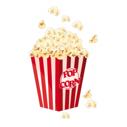 Sticker Pop Corn