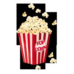 Sticker Pop Corn