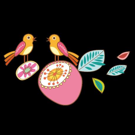Oiseaux gourmands