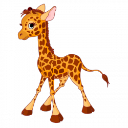 Sticker Nina la girafe