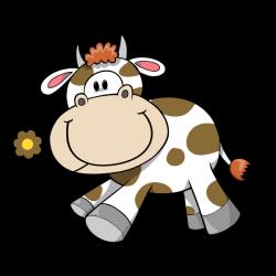 Sticker Sacrée vache