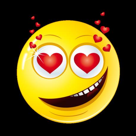Le temps des autres Sticker-smiley-amoureux