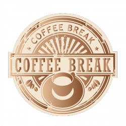 Sticker Coffee Break