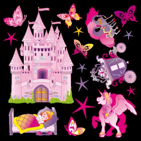 La Princesse et son Royaume