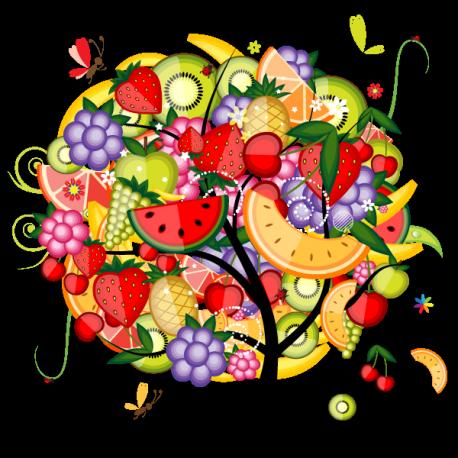 Arbre de fruits