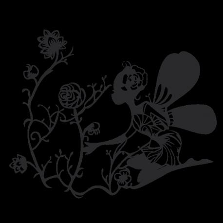 ange et roses