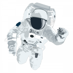 Sticker L'Astronaute