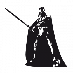 Sticker Dark Vador