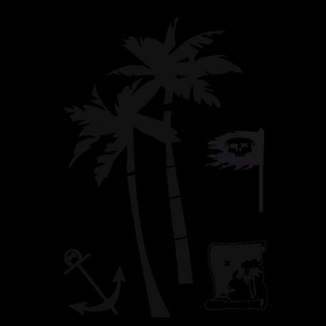Accessoires de piraterie
