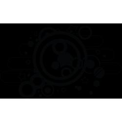 Sticker Cercles graphiques