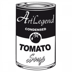 Sticker Tomato Soup