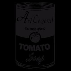 Sticker Tomato Soup