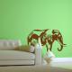Sticker Eléphant d'Afrique