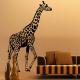 Sticker La girafe