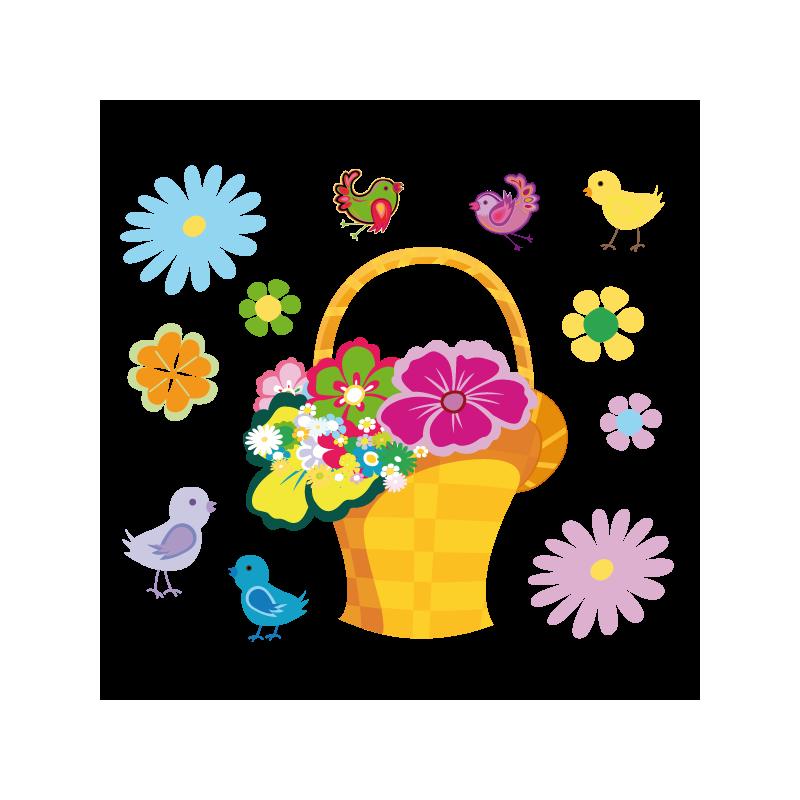 Paniers Fleurs - Acheter Paniers Fleurs aux petits prix