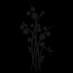 Sticker Fleurs des prés