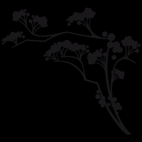 Sticker Arbre d'afrique