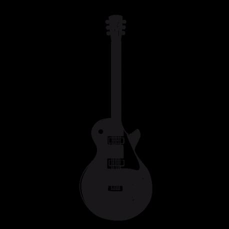 Sticker Guitare