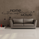 Sticker Home Sweet Home 1
