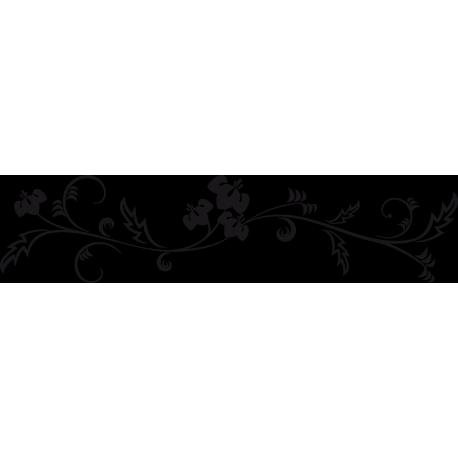 Sticker Fleur ornementale