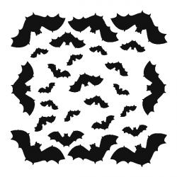 Sticker Chauve-souris