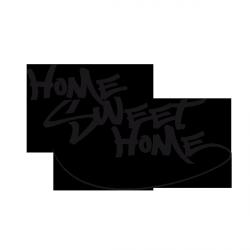 Sticker Home Sweet Home 2