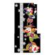 Sticker Toise clowns acrobates